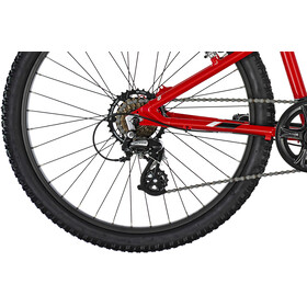 """ORBEA MX Dirt 24"""" Kinder red/white"""